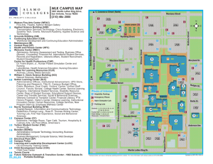 mlk campus map - Alamo Colleges