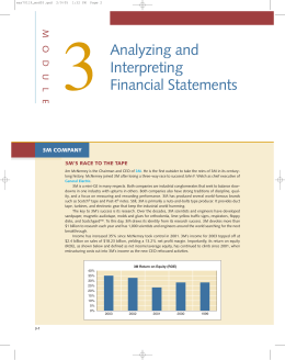 financial statements analyzing and interpreting Interpreting and analyzing financial statements a project-based approach 6th edition by schoenebeck holtzman solutions manual 0132746247 9780132746243.
