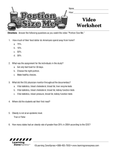DownloadPortion Size Me Video Worksheet
