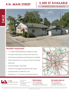4 N Main Street.ai - Lee & Associates