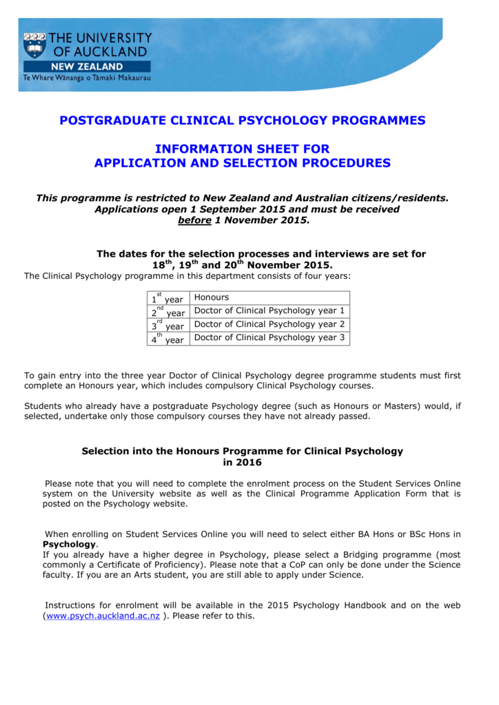 What can you do with a psychology degree nz