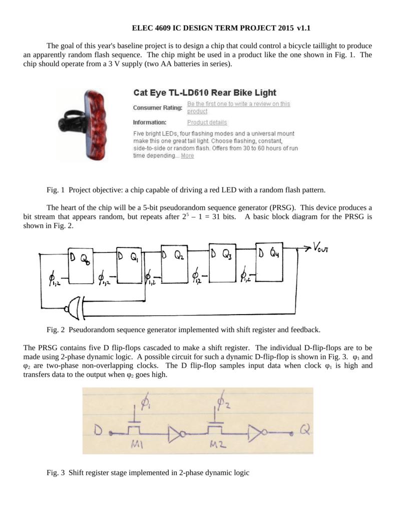 Amazing Elec 4609 Ic Design Term Project 2006 Wiring 101 Capemaxxcnl