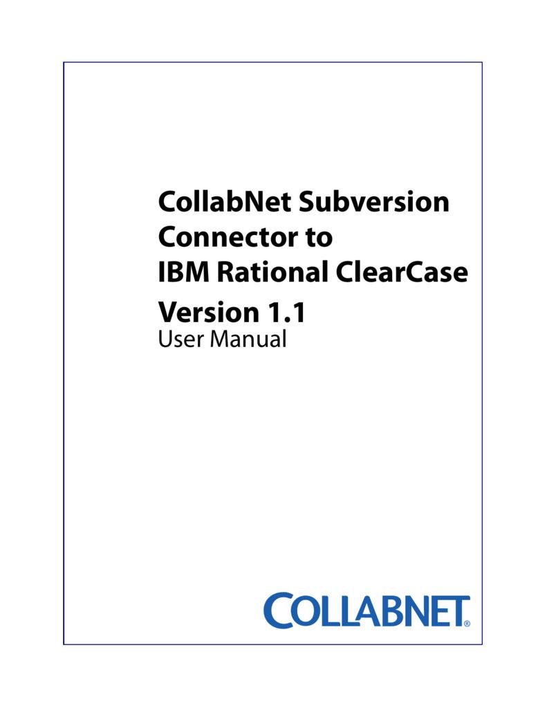 Collabnet Subversion Tutorial Pdf