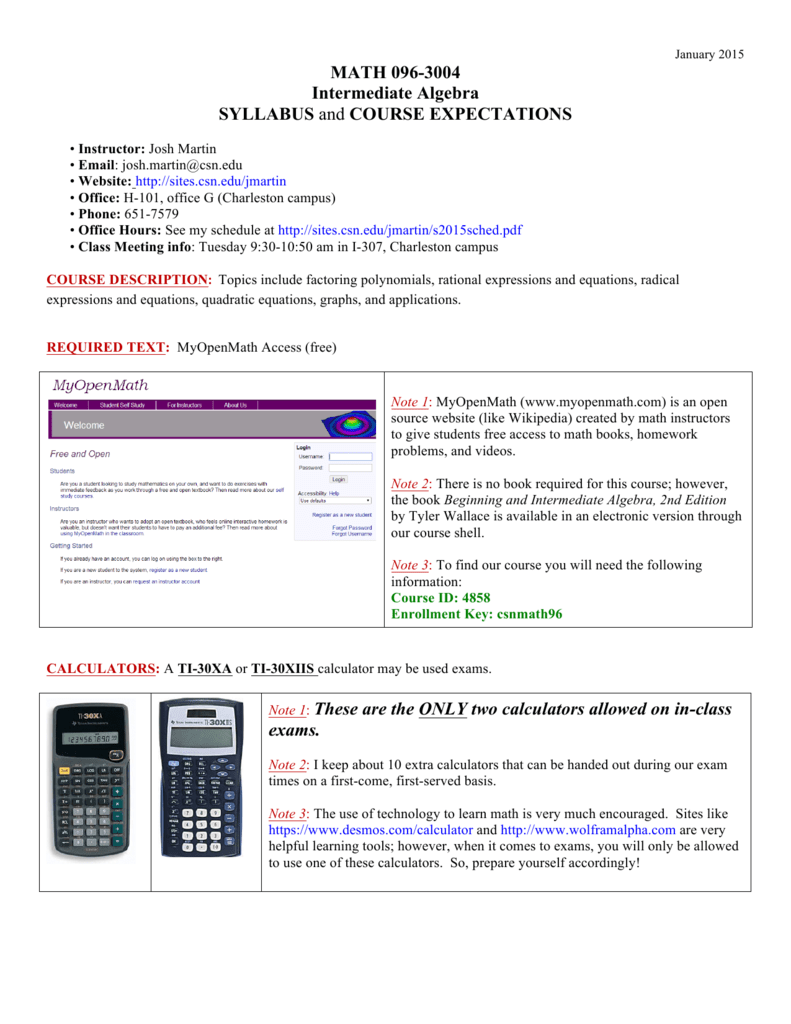 Math 96-Hybrid