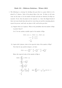 Math 151 - Midterm Solutions