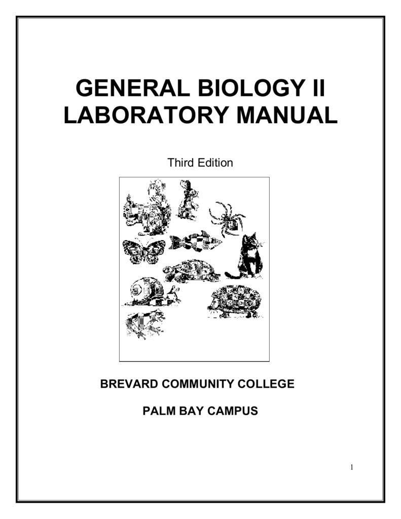 General Biology Ii Laboratory Manual 1996 Honda Civic Fuse Box Diagram Besides Sensor Heater Circuit Bank 1