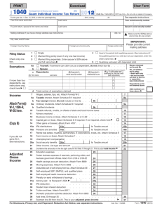 Attach Form(s) W-2, 1099-R, W-2G here. (Copy B)