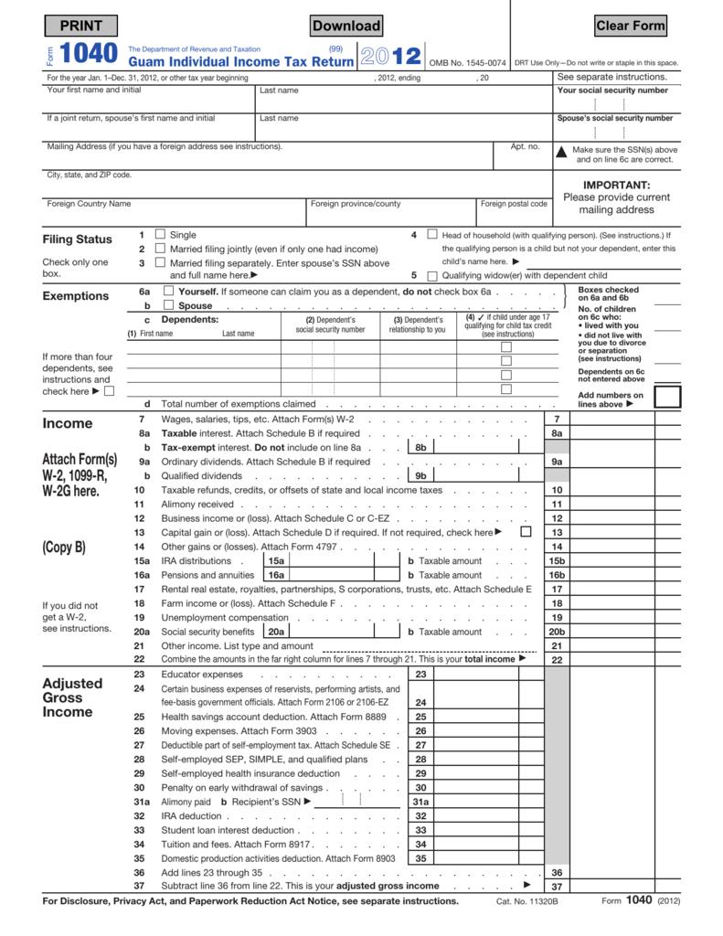 Attach Form(s) W-2, 1099-R, W-2G here. (Copy B)