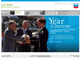 Dec. Issue 23 PDF - Chevron Retirees Home