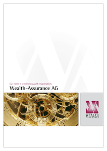 Wealth-Assurance AG > Home