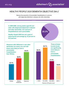 Healthy People 2020 Data Fact Sheet