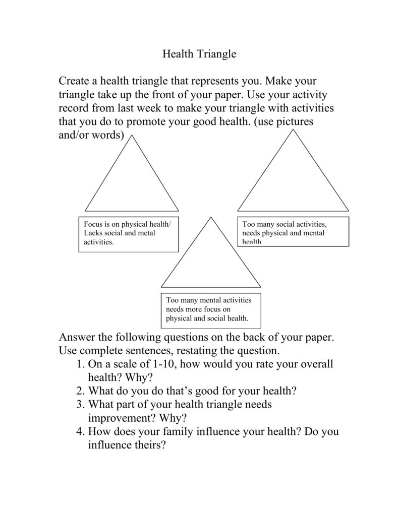 Worksheets Health Triangle Worksheet 008161259 1 71d607b92eab0259577fd27a7fe57c71 png