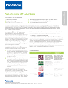 GMP Application Note