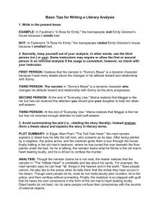 sonnys blues literary analysis essay
