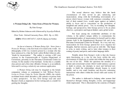 The Southwest Journal of Criminal Justice, Vol. 8(2)