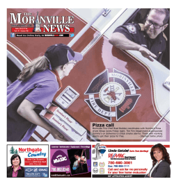Pizza call - The Morinville News