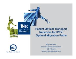 Optical Networking Technologies TM