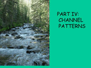 PART IV: CHANNEL PATTERNS