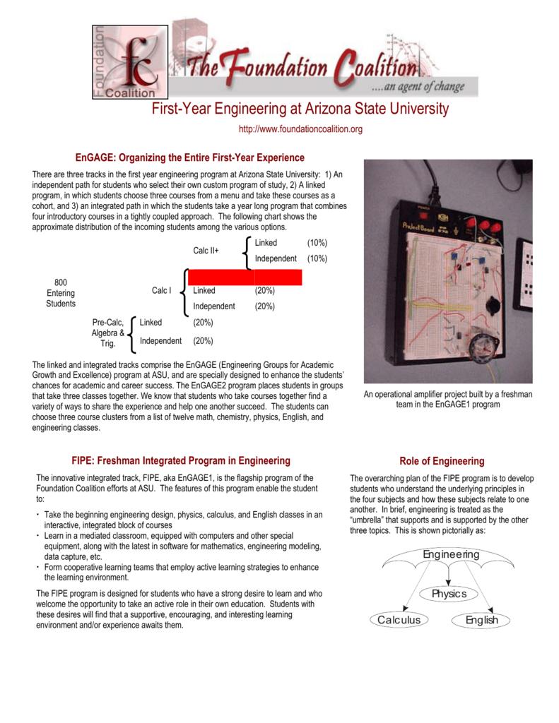 Awesome First Year Engineering At Arizona State University Download Free Architecture Designs Intelgarnamadebymaigaardcom