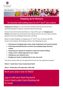 Book your place now on MyEd https://www.myed.ed.ac.uk/ Log on