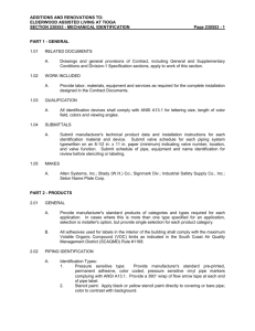section 15a190 - mechanical identification