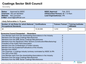 Details - National Skill Development Corporation