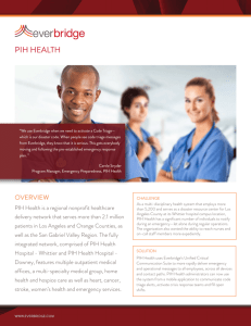 pih health - Everbridge.com
