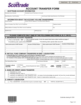 scottrade wire transfer scottrade wire transfer form - Bogas.gardenstaging.co