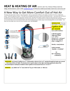 A New Way to Get More Comfort Out of Hot Air