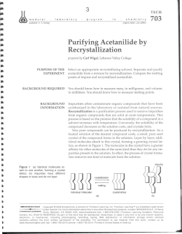 tlc lab report Abstract the purpose of this activity was to apply thin layer chromatography (tlc) to identify amino acids present in an unknown sample this technique of separation needs a stationary phase immobilized, and an organic solvent the sample, either liquid or dissolved in a volatile solvent, is.