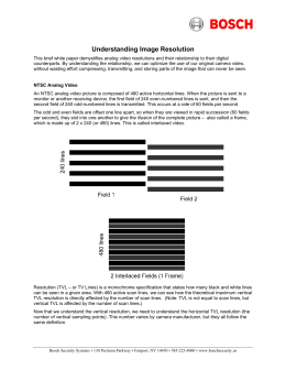 Understanding Image Resolution