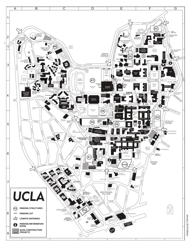 Map of UCLA Kerckhoff Hall Ucla Map on macgowan hall ucla map, campbell hall ucla map, kaufman hall ucla map, melnitz hall ucla map, bunche hall ucla map, boelter hall ucla map, hershey hall ucla map, moore hall ucla map,