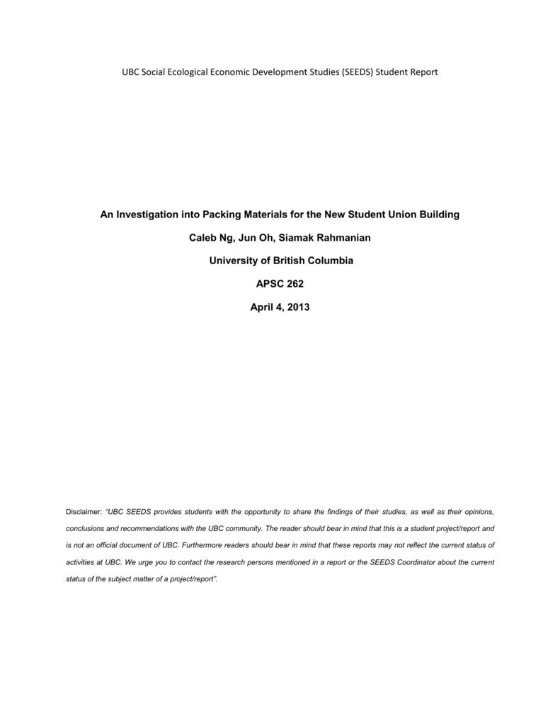 Conclusions on the economic development scenario
