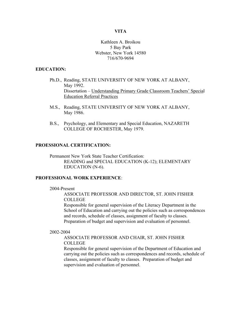 New York State Teacher Certification Special Education Nemetas