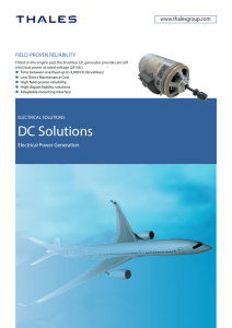 DC Solutions - Thales Group