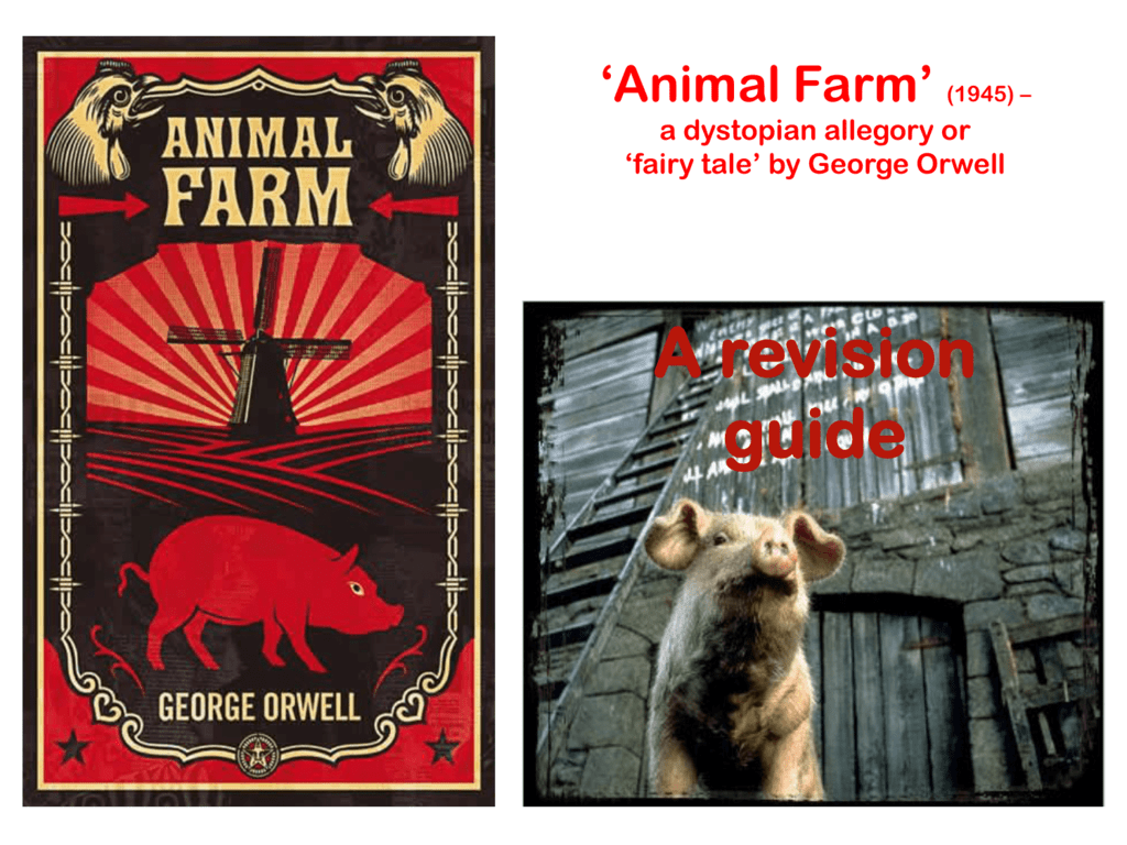 animal farm replete