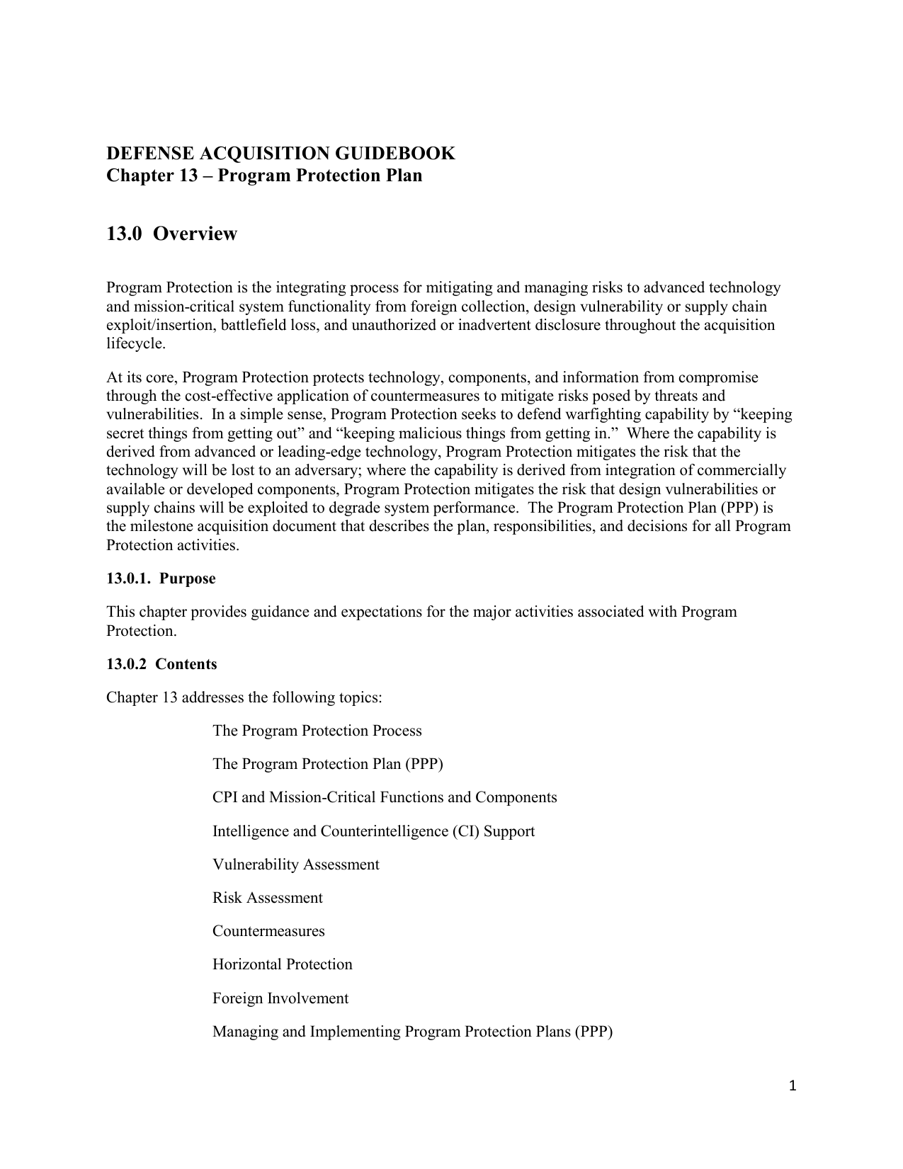 Defense Acquisition Guidebook | InsideDefense.com