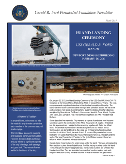 March 2013 Newsletter - Final - Copy for pdf