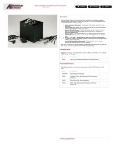 American Beauty 10506 datasheet: pdf