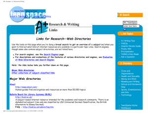 IPL Teenspace: A+ Research & Writing