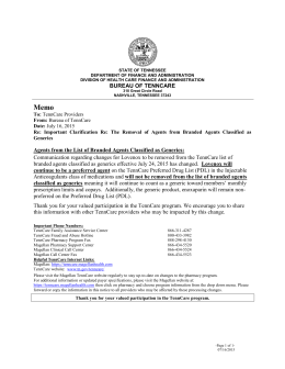 Prior Authorization Form