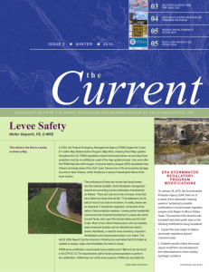 Levee Safety
