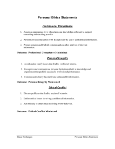 Personal Ethics Statements - knead-2