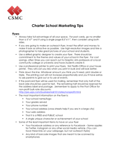Charter School Marketing Tips - CSMC