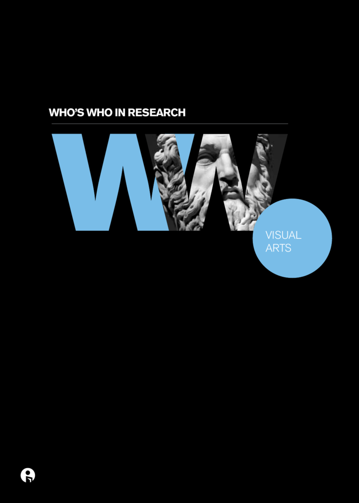 bc64612cd89b who's who in research visuAl Arts