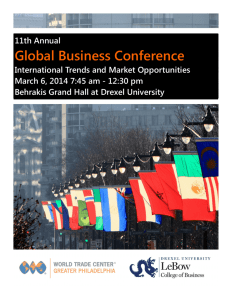 Global Business Conference