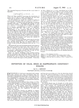 NATURE August 17, 1963 VOL. 199 - Wexler, Mark