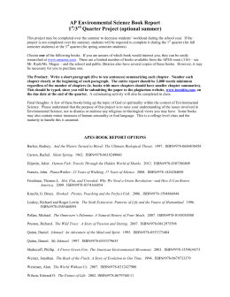 apush summer reading assignment 2018 ap summer reading and assignments click the documents below to  download assignments for the following ap courses:.