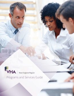 Programs and Services Guide