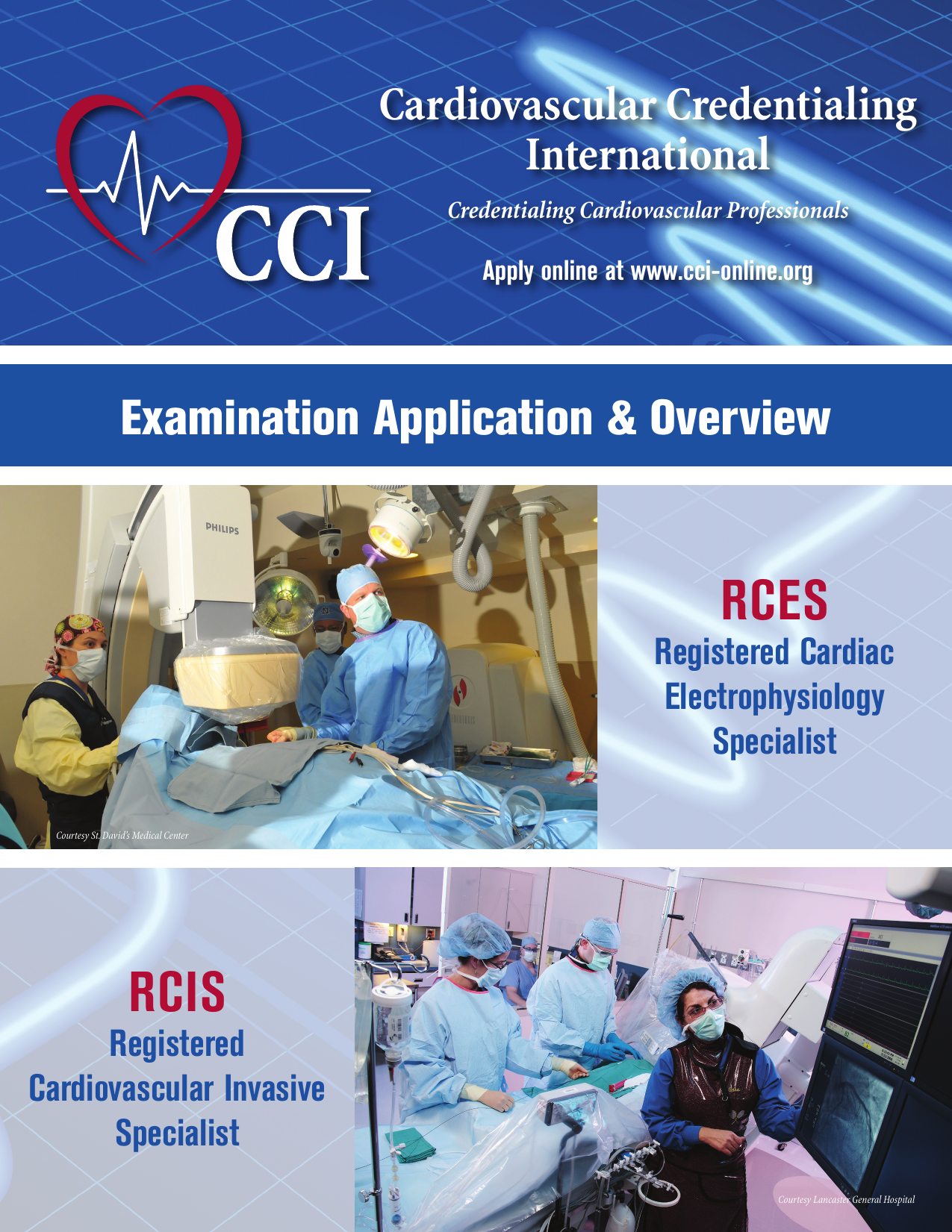 Rces Rcis Cardiovascular Credentialing International
